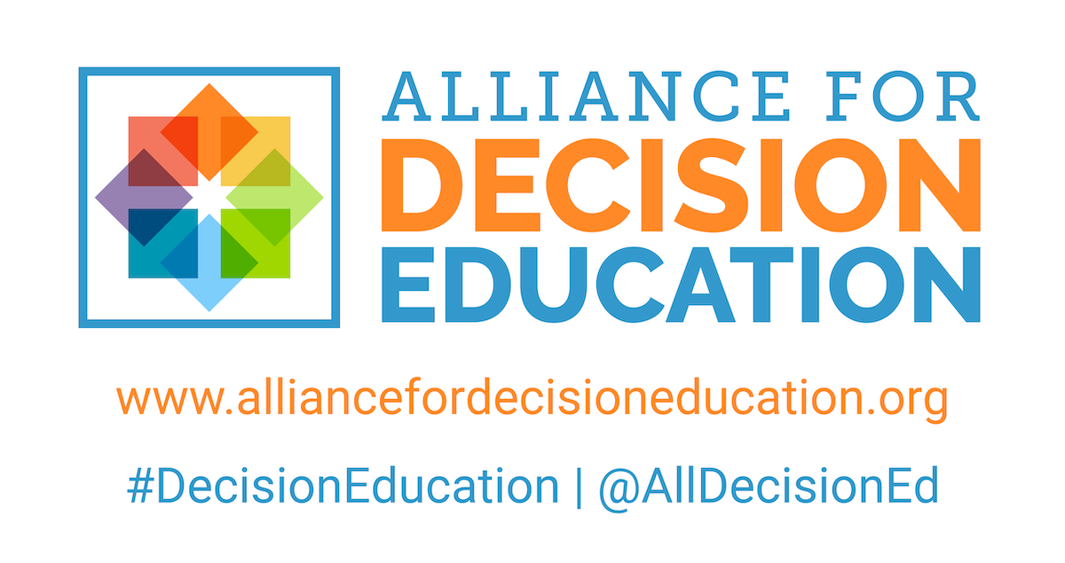 Alliance for Decision Education Facebook Image