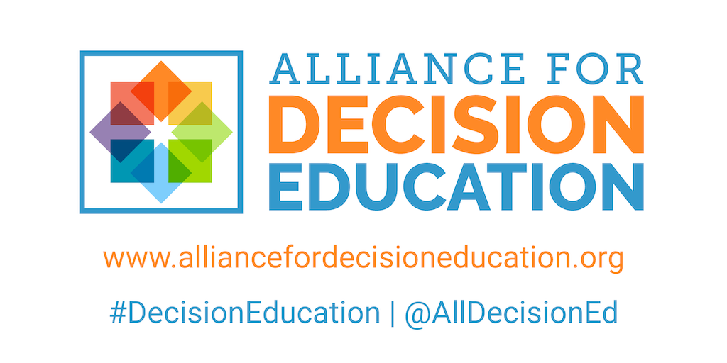 Alliance for Decision Education Twitter Image